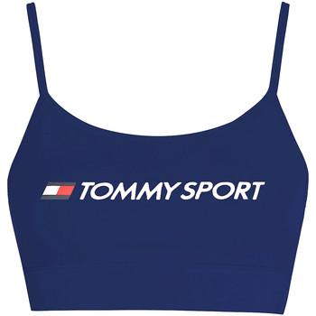 Textiel Dames Sport BHs Tommy Hilfiger S10S100450 Blauw