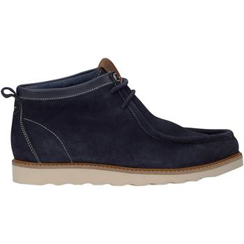 Schoenen Heren Mocassins Docksteps DSE106114 Blauw