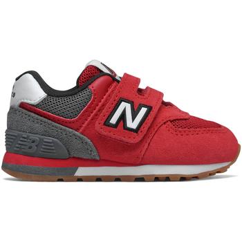 Schoenen Kinderen Sneakers New Balance NBIV574ATG Rouge
