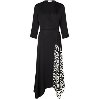 Textiel Dames Jurken Calvin Klein Jeans K20K202061 Zwart