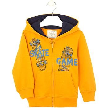 Textiel Kinderen Sweaters / Sweatshirts Losan 025-6653AL Geel