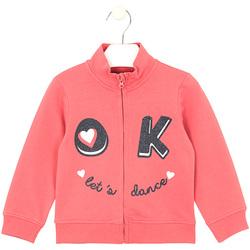 Textiel Kinderen Sweaters / Sweatshirts Losan 026-6651AL Roze