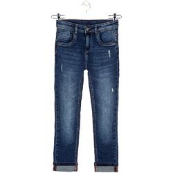 Textiel Kinderen Jeans Losan 023-9002AL Blauw