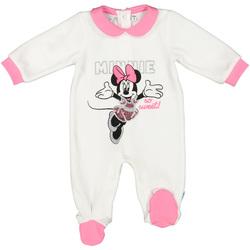 Textiel Kinderen Trainingspakken Melby 20N2391DN Wit