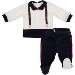 Textiel Jongens Setjes Melby 20Q0060 Zwart
