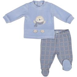 Textiel Kinderen Anzüge und Krawatte Melby 20Q0840 Blauw