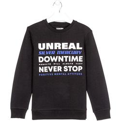 Textiel Kinderen Sweaters / Sweatshirts Losan 023-6651AL Zwart