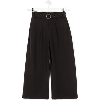 Textiel Kinderen Broeken / Pantalons Losan 024-6793AL Zwart