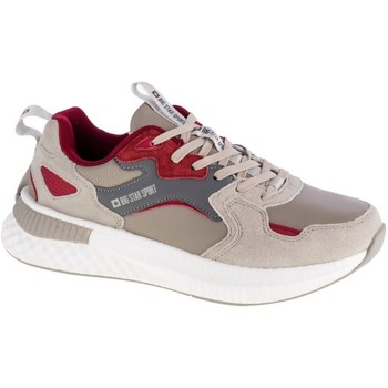 Schoenen Heren Lage sneakers Big Star GG174463 Gris, Beige