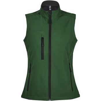 Textiel Dames Jacks / Blazers Sols 46801 Fles groen