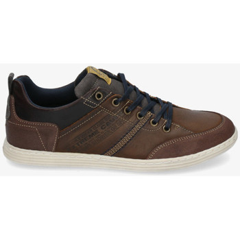 Schoenen Heren Sneakers Bullboxer 499-K2-4985A Brown