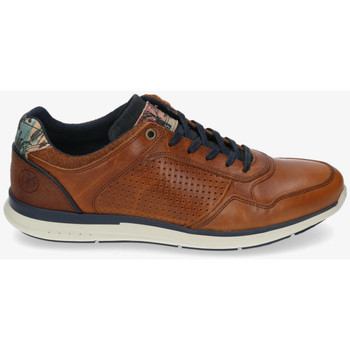 Schoenen Heren Sneakers Bullboxer 630-K2-5973A Brown