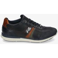 Schoenen Heren Sneakers Bullboxer 630-K2-5362A Blauw