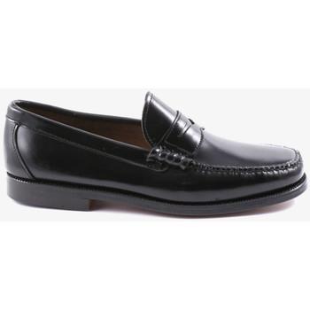 Schoenen Heren Mocassins Kennebec S21 Zwart