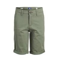 Textiel Jongens Korte broeken / Bermuda's Jack & Jones JJIBOWIE JJSHORTS Beige