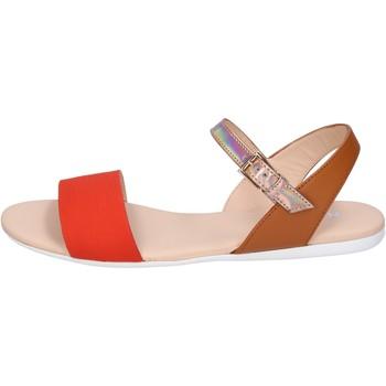 Schoenen Dames Sandalen / Open schoenen Hogan Sandales BK659 Orange
