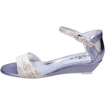 Schoenen Dames Sandalen / Open schoenen Hogan Sandales BK662 Blanc