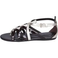 Schoenen Dames Sandalen / Open schoenen Hogan BK663 Marron