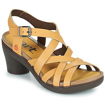 Schoenen Dames Sandalen / Open schoenen Art ALFAMA Beige