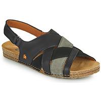 Schoenen Dames Sandalen / Open schoenen Art CRETA Zwart