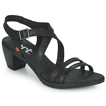 Schoenen Dames Sandalen / Open schoenen Art IPANEMA Zwart