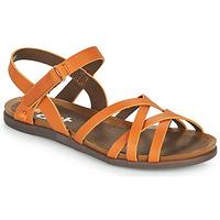 Schoenen Dames Sandalen / Open schoenen Art LARISSA Brown