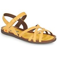 Schoenen Dames Sandalen / Open schoenen Art LARISSA Geel