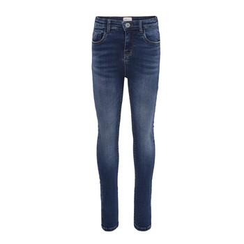 Textiel Meisjes Skinny jeans Only KONPAOLA Blauw