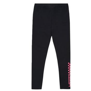 Textiel Meisjes Leggings Vans CHALKBOARD LEGGING Zwart