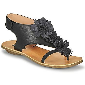 Schoenen Dames Sandalen / Open schoenen Neosens DAPHNI Zwart