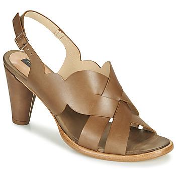 Schoenen Dames Sandalen / Open schoenen Neosens MONTUA Taupe