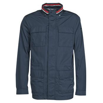 Textiel Heren Wind jackets Geox WELLS FIELD Marine