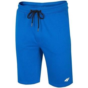 Textiel Heren Korte broeken / Bermuda's 4F SKMD001 Bleu