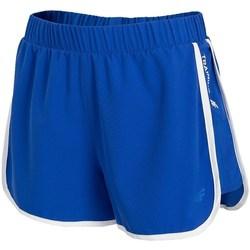 Textiel Dames Korte broeken / Bermuda's 4F SKDF001 Bleu