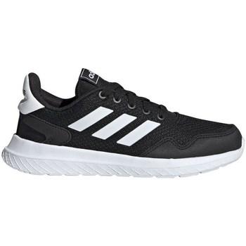Schoenen Kinderen Running / trail adidas Originals Archivo K Blanc, Noir