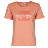 Textiel Dames T-shirts korte mouwen Kaporal PUZZU Roze