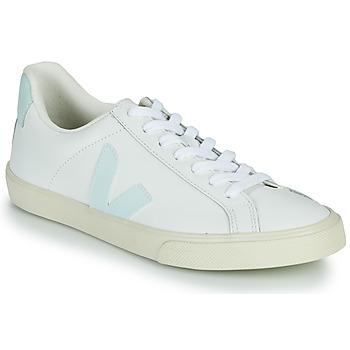 Schoenen Dames Lage sneakers Veja ESPLAR LOGO Wit / Blauw