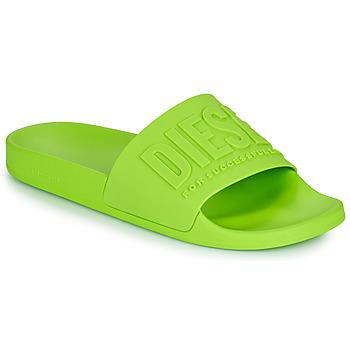 Schoenen Heren Slippers Diesel AFRENTY Groen