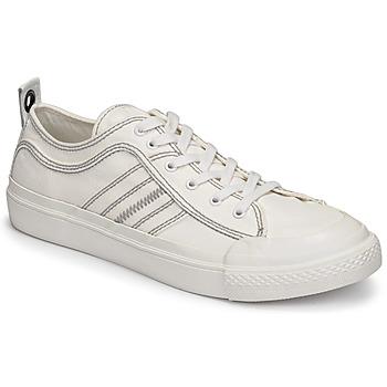 Schoenen Heren Lage sneakers Diesel TAORMINY Wit