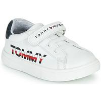 Schoenen Kinderen Lage sneakers Tommy Hilfiger MARILO Wit