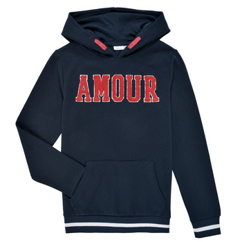 Textiel Meisjes Sweaters / Sweatshirts Name it NKFTUPPI Marine