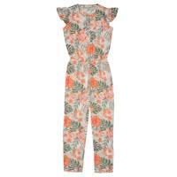 Textiel Meisjes Jumpsuites / Tuinbroeken Name it NKFVINAYA JUMPSUIT Multicolour