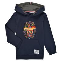 Textiel Jongens Sweaters / Sweatshirts Name it NKMTUMBO Marine