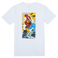 Textiel Jongens T-shirts korte mouwen Name it MARVEL Wit