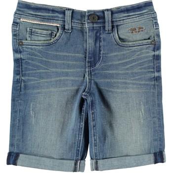 Textiel Jongens Korte broeken / Bermuda's Name it NKMTHEO DNMTOMO Blauw
