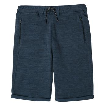 Textiel Jongens Korte broeken / Bermuda's Name it NKMSCOTTT Marine