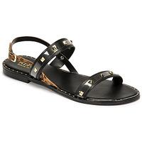 Schoenen Dames Sandalen / Open schoenen Replay NAIROBI Zwart