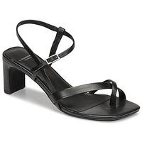 Schoenen Dames Sandalen / Open schoenen Vagabond Shoemakers LUISA Zwart