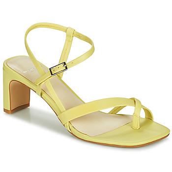 Schoenen Dames Sandalen / Open schoenen Vagabond Shoemakers LUISA Geel