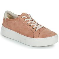 Schoenen Dames Lage sneakers Vagabond Shoemakers ZOE PLATFORM Roze
